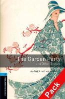 Oxford Bookworms Library: Level 5:: The Garden Party and Other Stories audio CD pack,