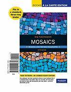 Mosaics: Reading and Writing Paragraphs - Flachmann, Kim