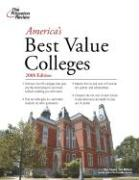 America's Best Value Colleges - Owens, Eric; Meltzer, Tom; Staff of the Princeton Review
