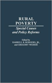 Rural Poverty: Special Causes and Policy Reforms