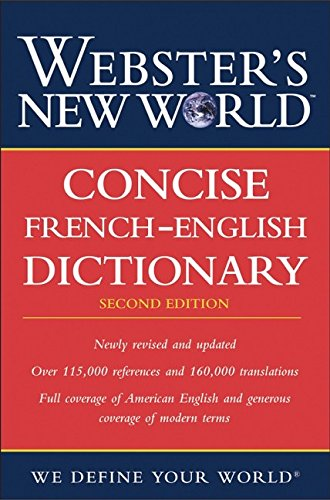 Webster's New World Concise French Dictionary - Chambers Harrap Ltd.