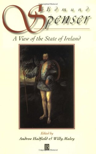 A View of the State of Ireland - Edmund Spenser