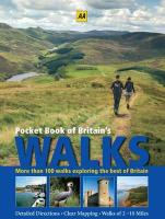 Pocket Book of Britain's Walks.. Introduction by Roly Smith