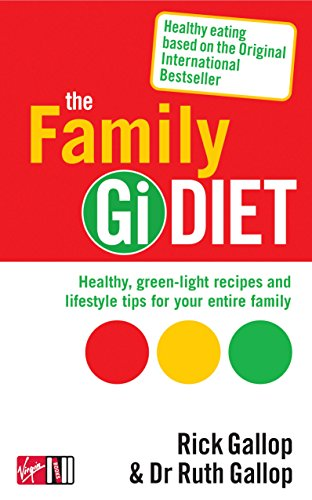 The Family GI Diet - Gallop, Rick