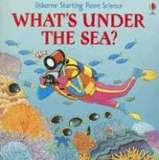What's Under the Sea? - Tahta, Sophie