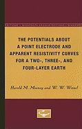The Potentials About a Point Electrode and Apparent Resistivity Curves for a Two-, Three-, and Four-Layer Earth (Minnesota Archive Editions)