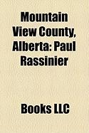Mountain View County, Alberta: Paul Rassinier