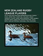 New Zealand Rugby League Players: List of New Zealand Kiwis Representatives, Tasesa Lavea, Henry Paul, Sonny Bill Williams, Lesley Vainikolo
