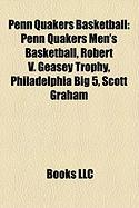 Penn Quakers Basketball: Penn Quakers Men's Basketball