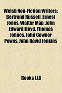 Welsh Non-Fiction Writers: Bertrand Russell