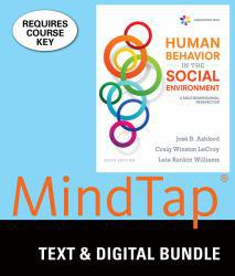 Bundle: Empowerment Series: Human Behavior in the Social Environment: A Multidimensional Perspective, 6th + MindTap Social Work, 1 term (6 months) Printed Access Card