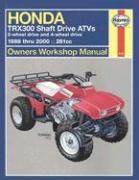 Honda TRX300 ATV Owners Workshop Manual