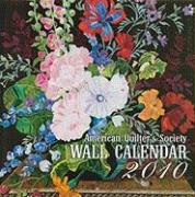 American Quilter's Society Calendar