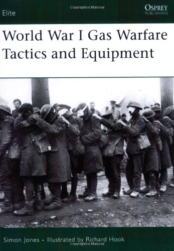 World War I Gas Warfare Tactics and Equipment (Elite) - Simon Jones
