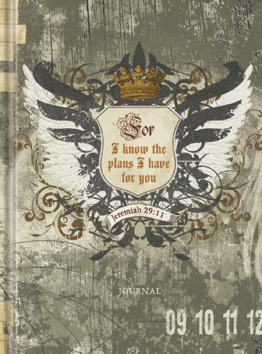 For I Know the Plans I Have for You Journal: For Teen Guys - Eagle Design - Barbara Farmer