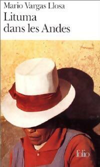 Lituma dans les Andes - Mario Vargas Llosa
