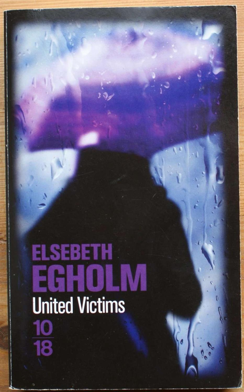 United victims - Elsebeth Egholm