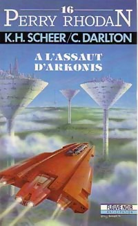 A l'assaut d'Arkonis - Karl Herbert Darlton