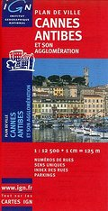 Cannes / Antibes 1 : 12 500