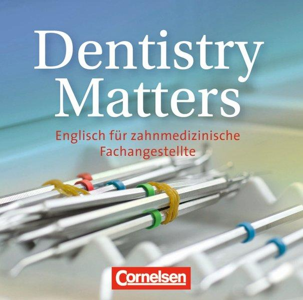 Dentistry Matters - First Edition: A2 - CD - Wood, Ian