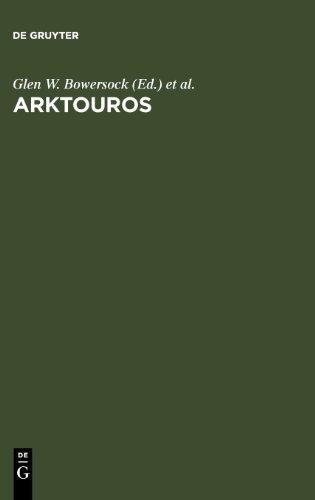 Arktouros: Hellenic Studies presented to Bernard M. W. Knox on the occasion of his 65th birthday - Bowersock, Glen W., Walter Burkert and Michael Putnam