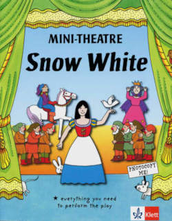 Make Your Own Theatre. Snow White - Beaton, Clare