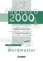 English G 2000. Ausgabe D 1. Wordmaster. Vokabellernbuch