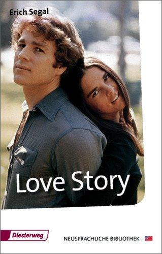 Love story. by. Ed. and annot. by Dieter Smolka - Segal, Erich