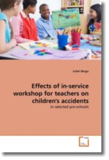 Effects of in-service workshop for teachers on children's accidents - Mugo, Juliet