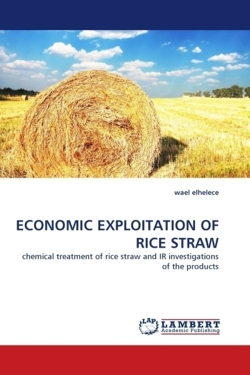 ECONOMIC EXPLOITATION OF RICE STRAW - elhelece, wael