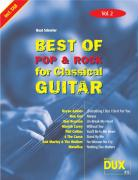 Best Of Pop & Rock for Classical Guitar 2
