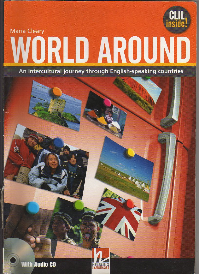 World around. Student's book. Con CD Audio. - Cleary, Maria