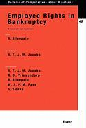 Employee Rights in Bankruptcy, a Comparative-Law Assessment