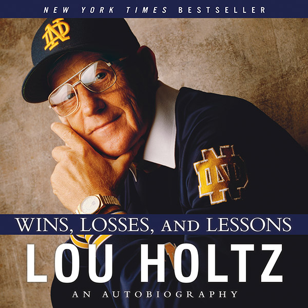 Wins, Losses, and Lessons: An Autobiography, Hörbuch, Digital, 1, 342min - Lou Holtz