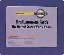 Timelinks, Grade 5, the United States: Early Years, Oral Language Cards