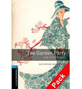 Oxford Bookworms Library: Level 5:: The Garden Party and Other Stories audio CD pack - Katherine Mansfield