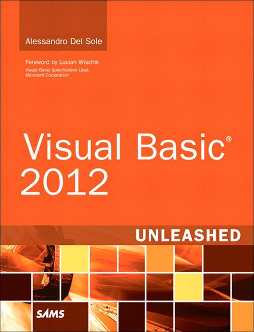 Visual Basic 2012 Unleashed, 2 e