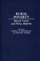 Rural Poverty - Harrell R. Rodgers; Gregory R. Weiher