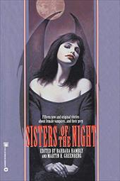 Sisters of the Night - Hambly, Barbara / Greenberg, Martin Harry