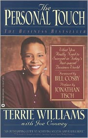 The Personal Touch - Terrie Williams, Joe Cooney, Foreword by Bill Cosby
