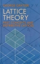 Lattice Theory - George A. Gratzer