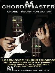 Chordmaster Chord Theory For Guitar - Michael Ellis