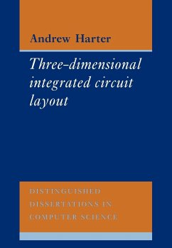 Three-Dimensional Integrated Circuit Layout - Harter, A. C. Harter, Andrew