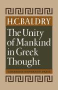 The Unity of Mankind in Greek Thought