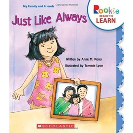 Just Like Always - Anne M. Perry