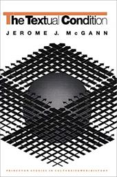 The Textual Condition - McGann, Jerome J. / McGann / Pound, Ezra