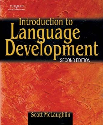 Introduction to Language Development - McLaughlin, Scott