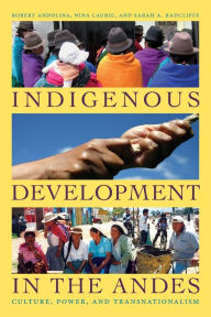 Indigenous Development in the Andes: Culture, Power, and Transnationalism - Robert Andolina