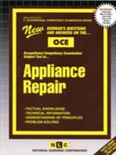Appliance Repair: New Rudman's Questions and Answers in The...OCE - National Learning Corporation