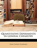Quantitative Experiments in General Chemistry